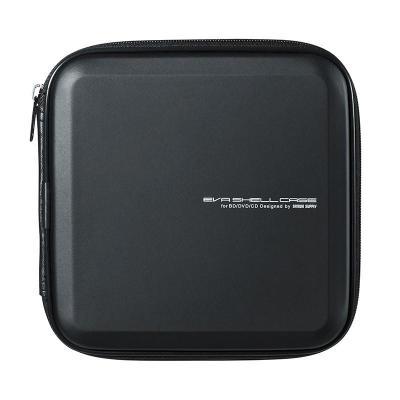 日本山業(Sanwa supply)車載藍光CD包/藍光光盤收納包/DJ用藍光碟片包/FCD-WLBD24BK 24片黑