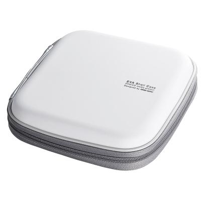 日本山業(Sanwa supply)車載CD包/光盤收納包/汽車用CD盒/36片裝FCD-SH36WH白色