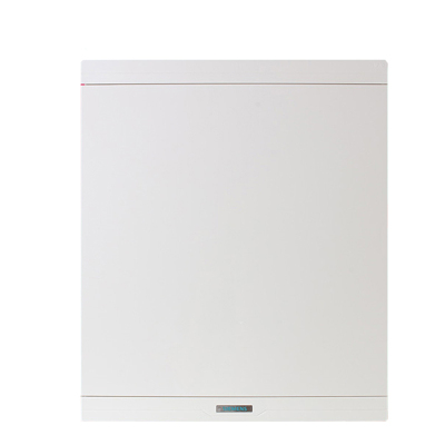 西门子(SIEMENS)配电箱 空气开关强电箱 暗装白色照明配电箱布线箱 26回路