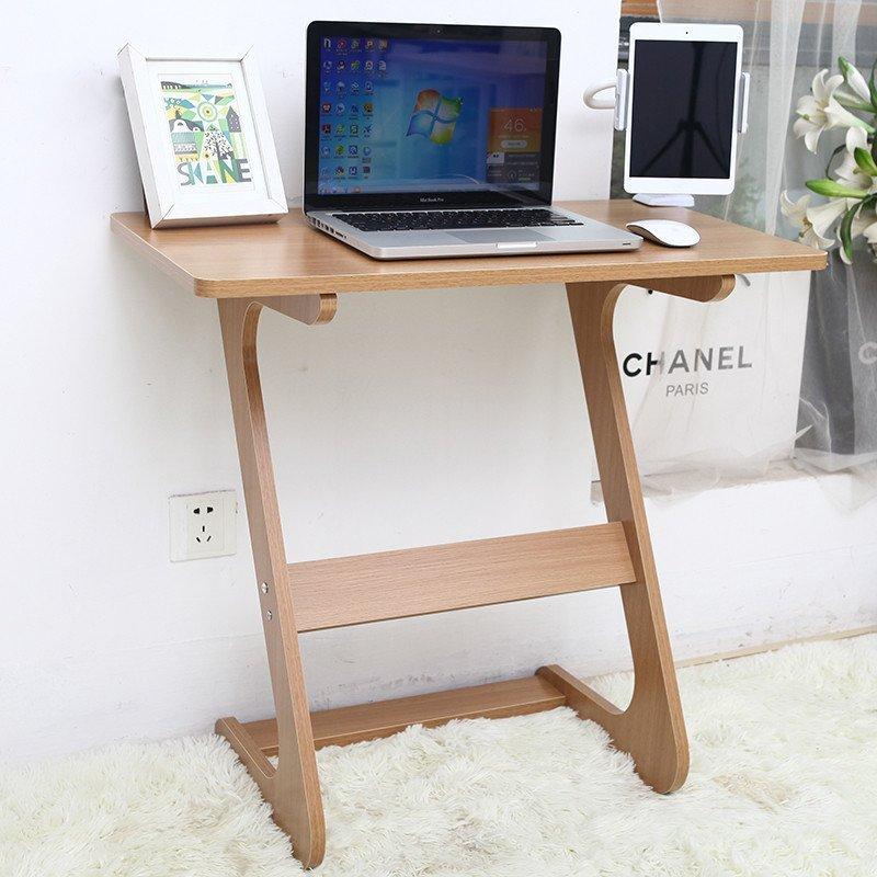 大豪 卧室家用笔记本电脑桌 迷你小型书桌 简约现代休闲桌沙发床边图片