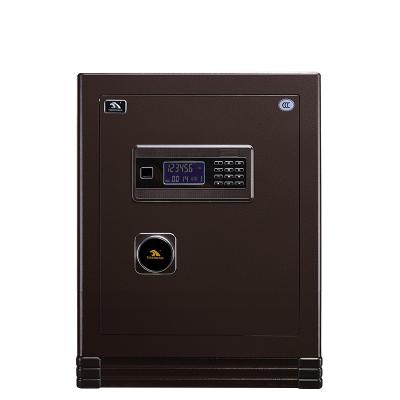 預售 虎王嘯虎保險柜3c認證FDX-A/D-45XA家用入墻保險箱辦公全鋼