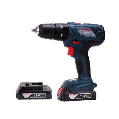 博世18V沖擊鉆電鉆充電式手電鉆電動螺絲刀工具GSB180-Li