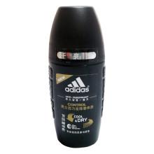 阿迪达斯adidas男士走珠香体液-活力50ml