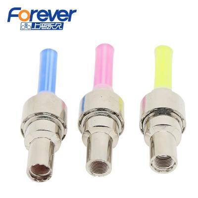 永久自行車專用風火輪 氣門燈 一單兩個 顏色隨機自行車燈