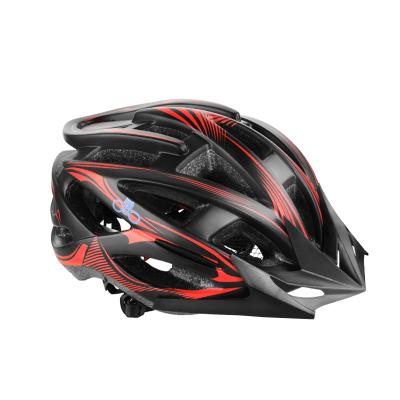 永久山地車內置龍骨頭盔 一體成型男女公路騎行裝備自行車安全帽自行車頭盔PC外殼EPS內殼