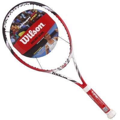 包郵 Wilson威爾勝全碳素網球拍正品明星網拍 STEAM 96 99 99S 105S