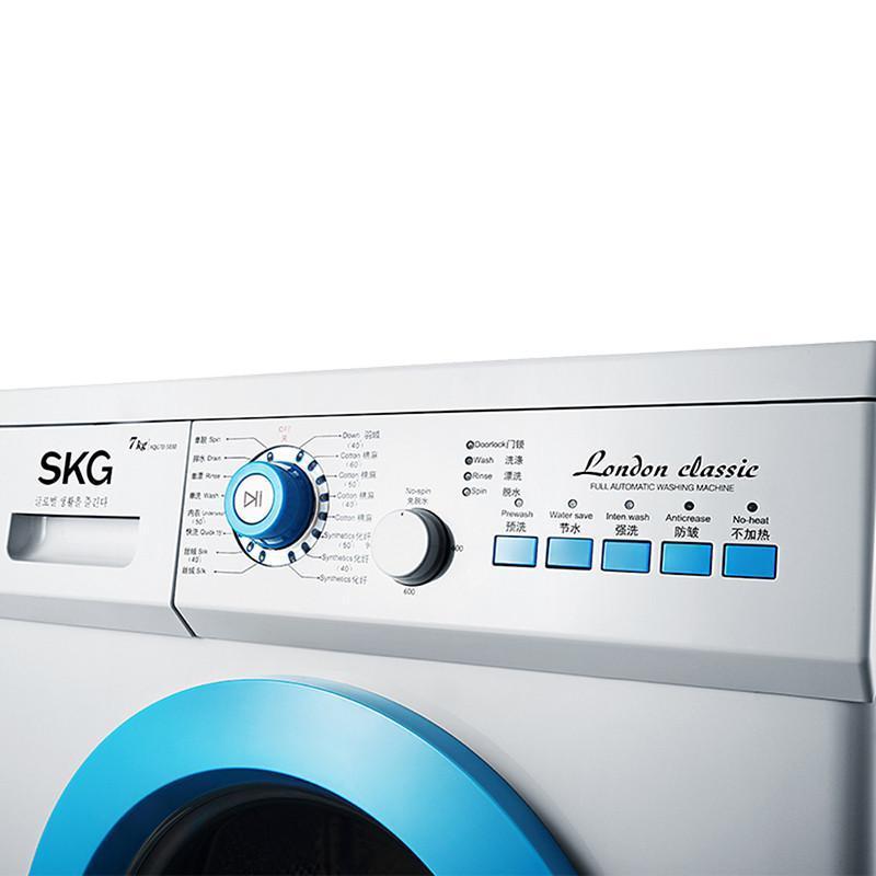 滚筒洗衣机拆洗步骤图解