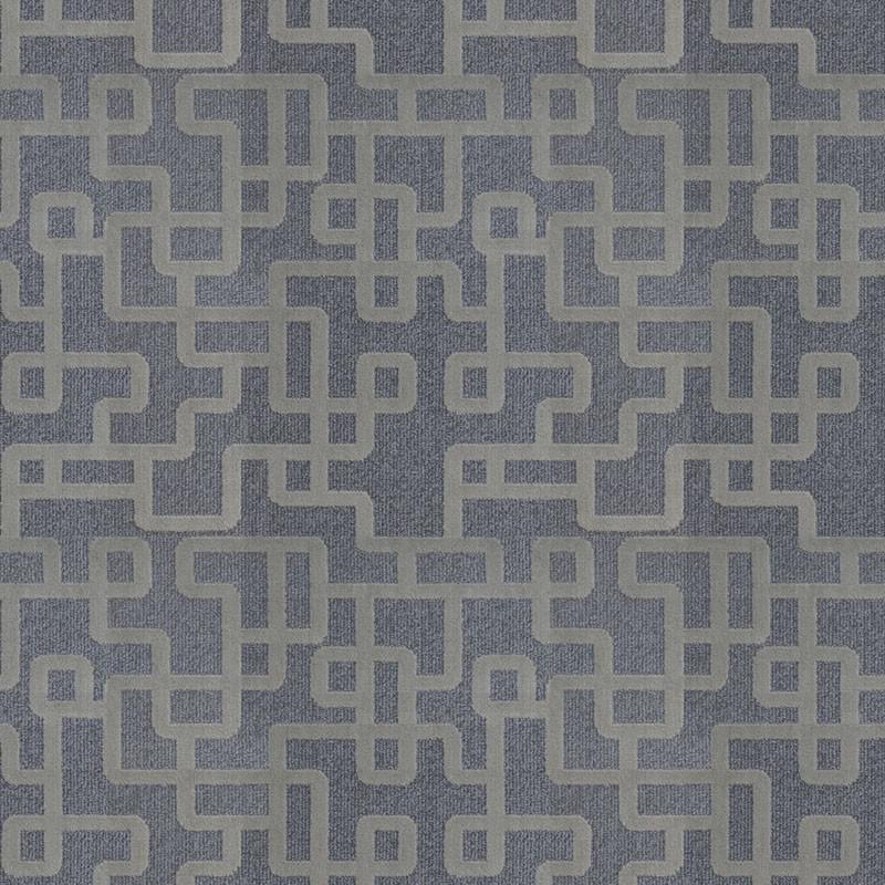华德满铺地毯 加密格子方格条纹花纹地毯 欧美客厅卧室酒店客房餐厅