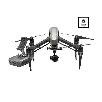 大疆创新DJI 悟 Inspire 2 专业套装(A) 航拍飞行器碳纤维四轴可变形无线遥控无人机