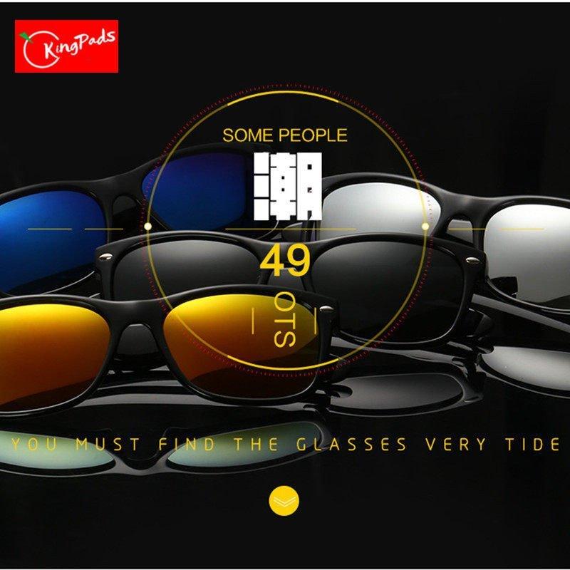 kingpads爆款偏光太阳镜男驾驶镜司机偏光镜品质墨镜休闲墨镜图片