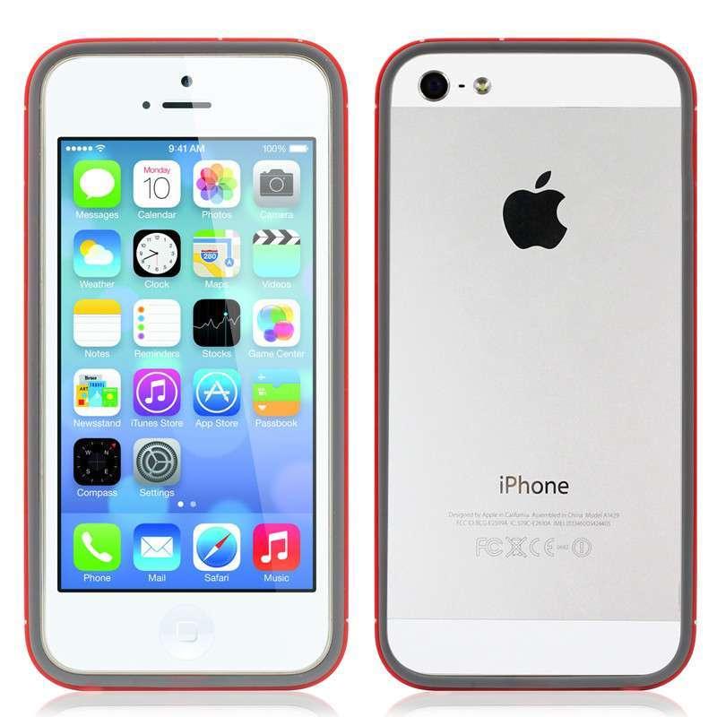 优胜仕 iphone5s手机边框苹果5s手机套 iphone5防刮花