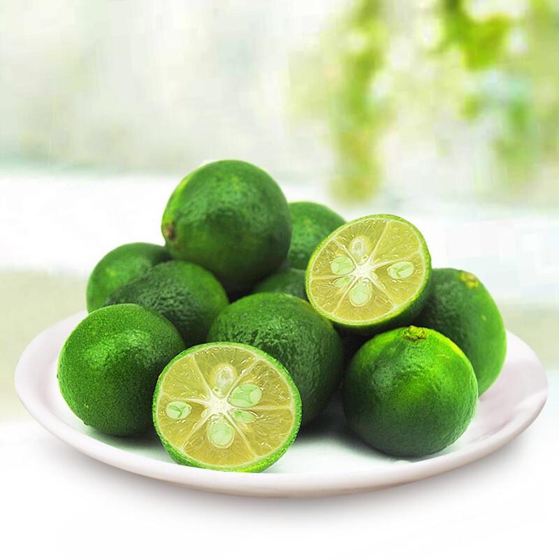 金桔qq_七果果 青金桔5斤 青桔 金桔柠檬 新鲜水果 产地直发qq
