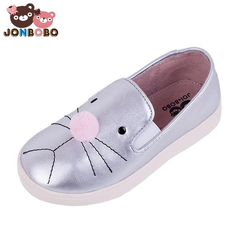 麦宝创玩 童鞋女童皮鞋公主鞋2016韩版新款可爱小女孩鞋子宝宝皮鞋