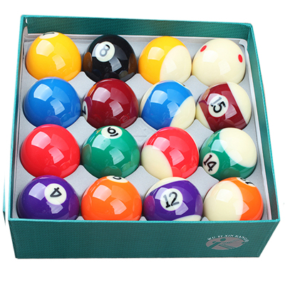 臺球用品 水晶球 美式標準16球臺球子 臺球