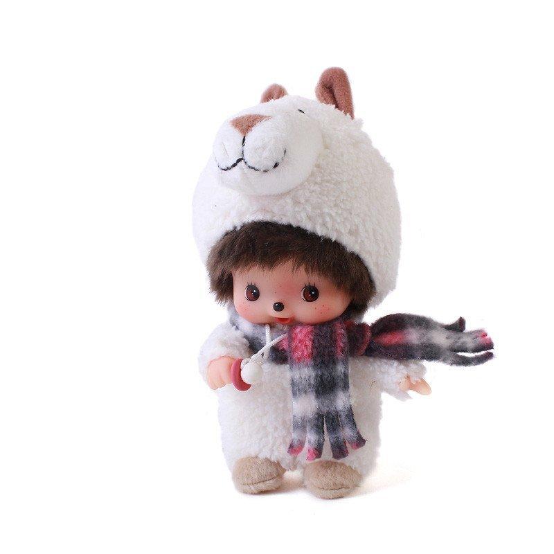 悦达 萌趣趣曾用名蒙奇奇公仔正版 可爱bb系列幼毛绒玩具娃娃