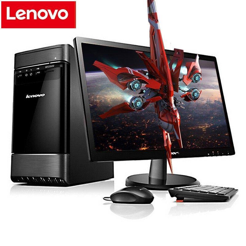 联想(lenovo) g5050台式机电脑+23英寸液晶显示器(g3250 4g 500g 集显