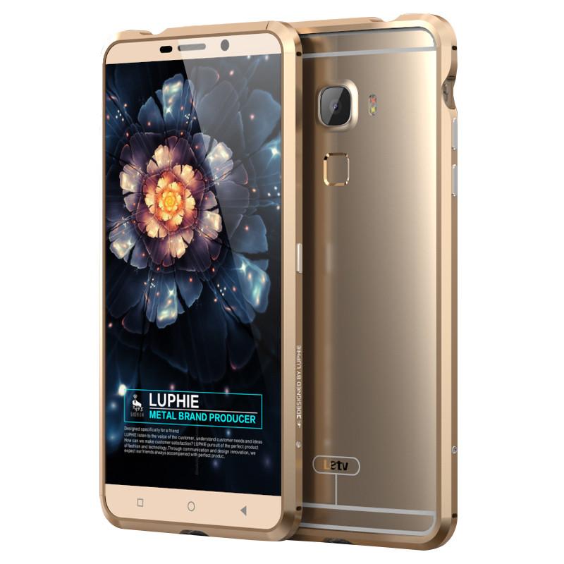 璐菲 乐视乐max/x900/x908/x906 金属边框手机壳保护壳手机套保护套