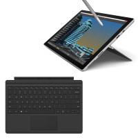 【套餐】微软 Surface Pro 4【 i7 16G 256G 预装Win10 专业版】+ Pro4黑色原装键盘盖.