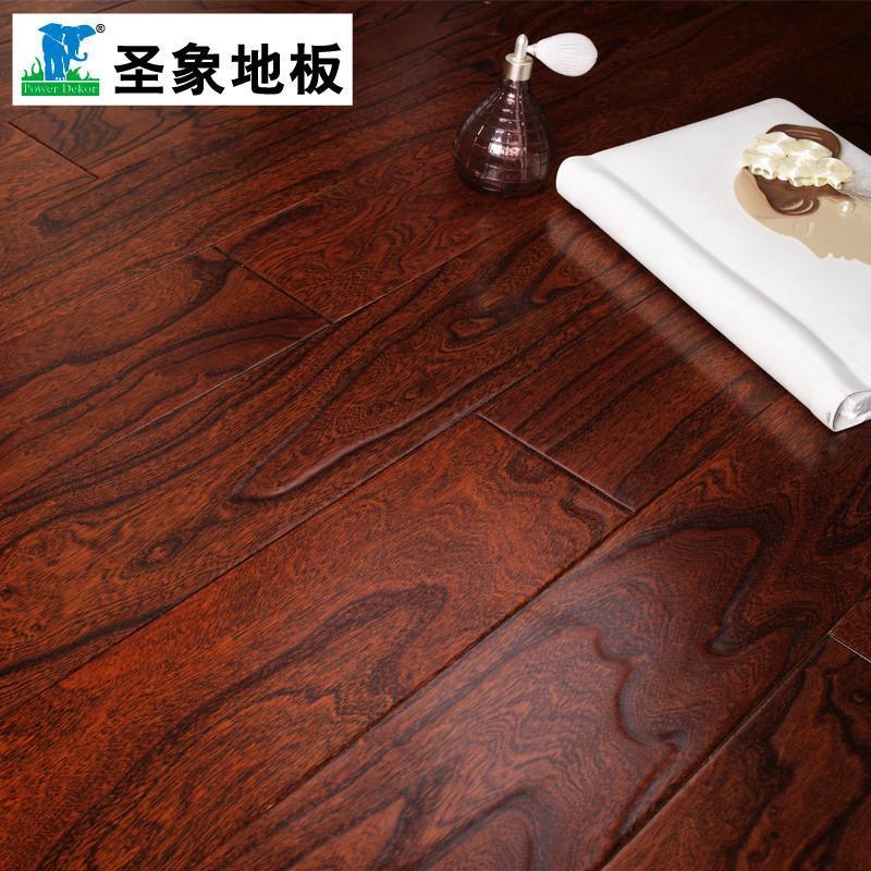 圣象多層實木復合木地板榆木na2178榆巧戀曲適地暖防潮防蟲廠家直銷