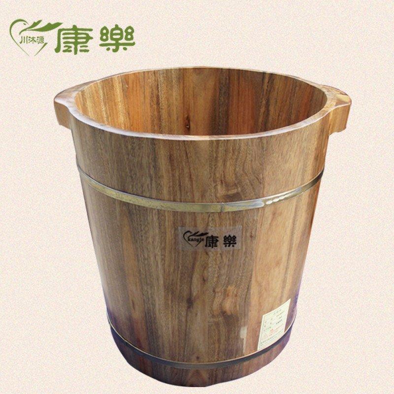 木泡脚桶 足浴桶木