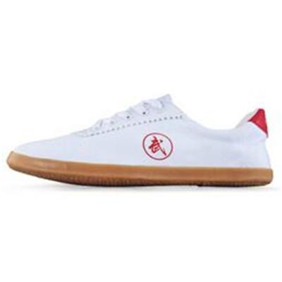 雙星武術鞋男女款健身鞋戶外晨練鞋牛筋軟底練功鞋太極鞋低幫室內訓練鞋