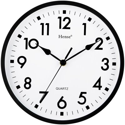 漢時(Hense)鐘表 客廳掛表 時尚創意石英掛鐘HW11