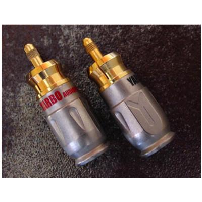 雅堡(YARBO) RCA-001G RCA接線端子 蓮花頭 26元/個 (2個起售)
