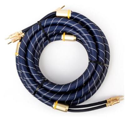 Winner/天逸SC-6音箱線金環蛇HIFI音頻喇叭線 高保真音響線2.5米 舞臺配件