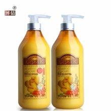 博倩(BOQIAN)老姜王洗发水1L+护发素1L 去屑防脱固发洗护套装