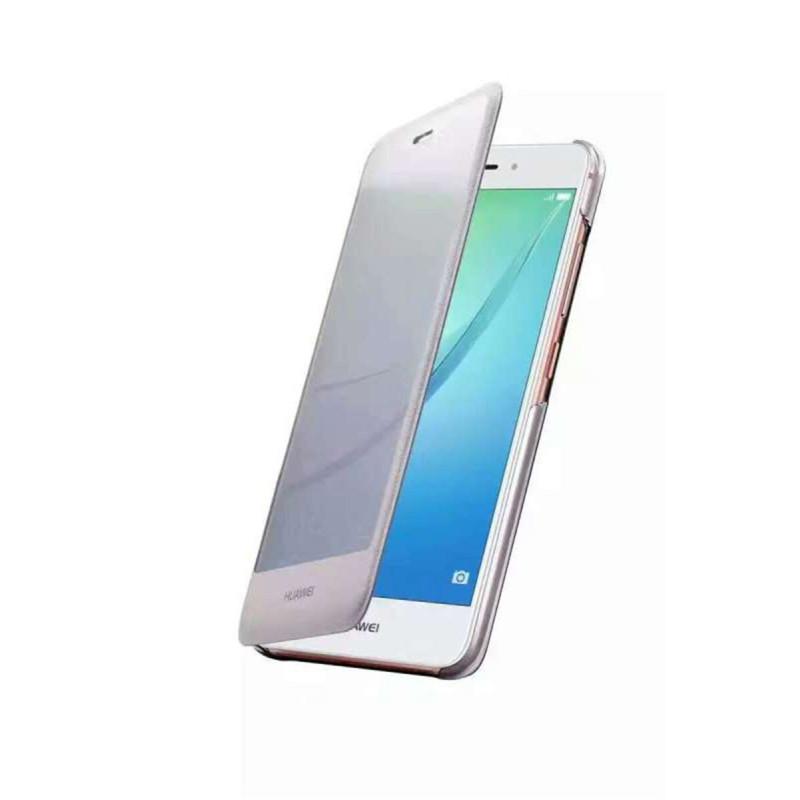huawei/华为nova手机套 caz-al10原装皮套手机壳 智能