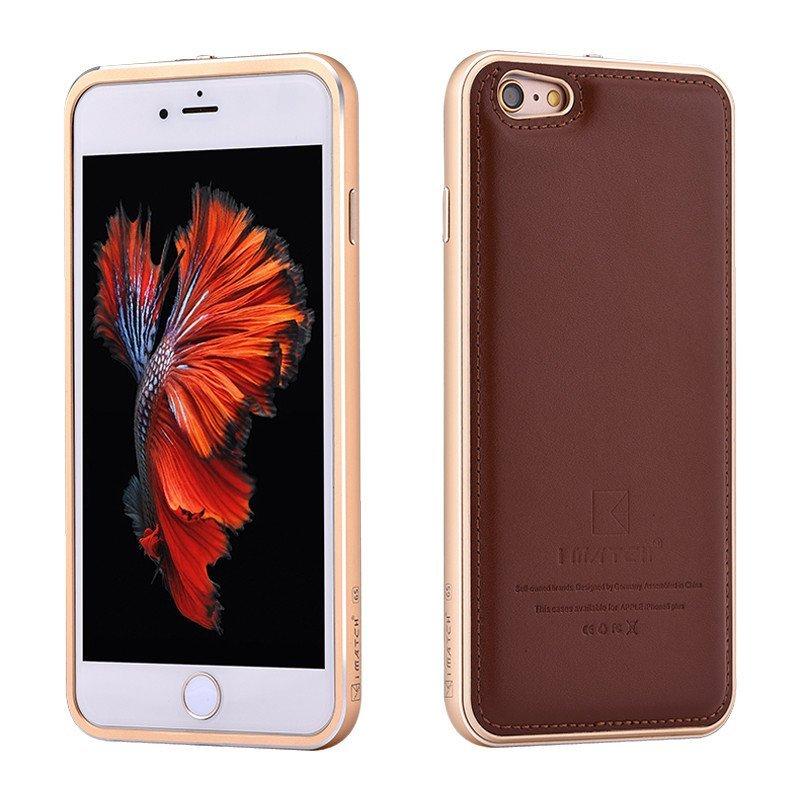 苹果6/6s手机壳 真皮iphone6splus手机套