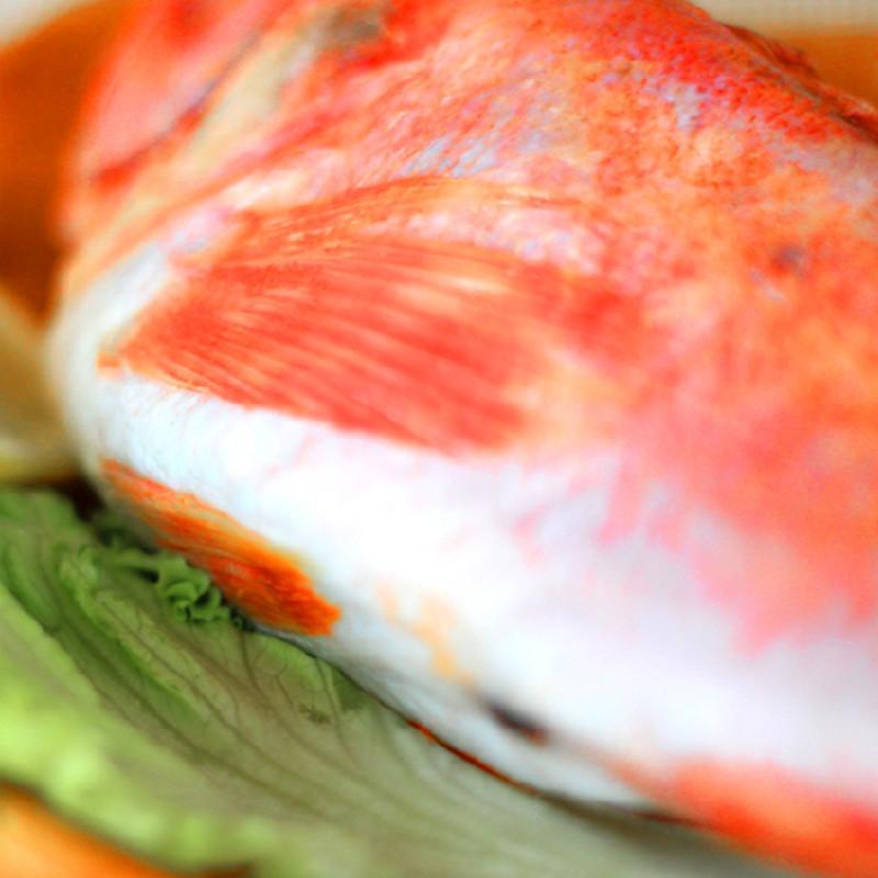 【鲜卫士】冰岛进口 野生冰岛红鱼 700g