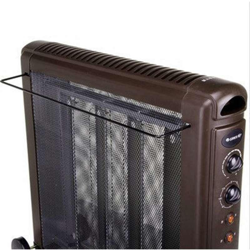 格力电暖器怎么样_格力(gree) 硅晶电热板电热膜 电暖器 ndyc-21a-wg