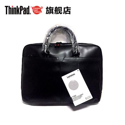 聯想ThinkPad 原廠配件T300皮包 單肩手提電腦包15.6英寸及寸以下電腦可用