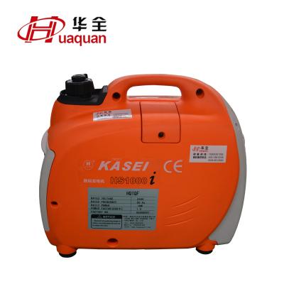 家庭家用发电机组 小型车载汽油发电机组1000瓦 1kw单相发动机