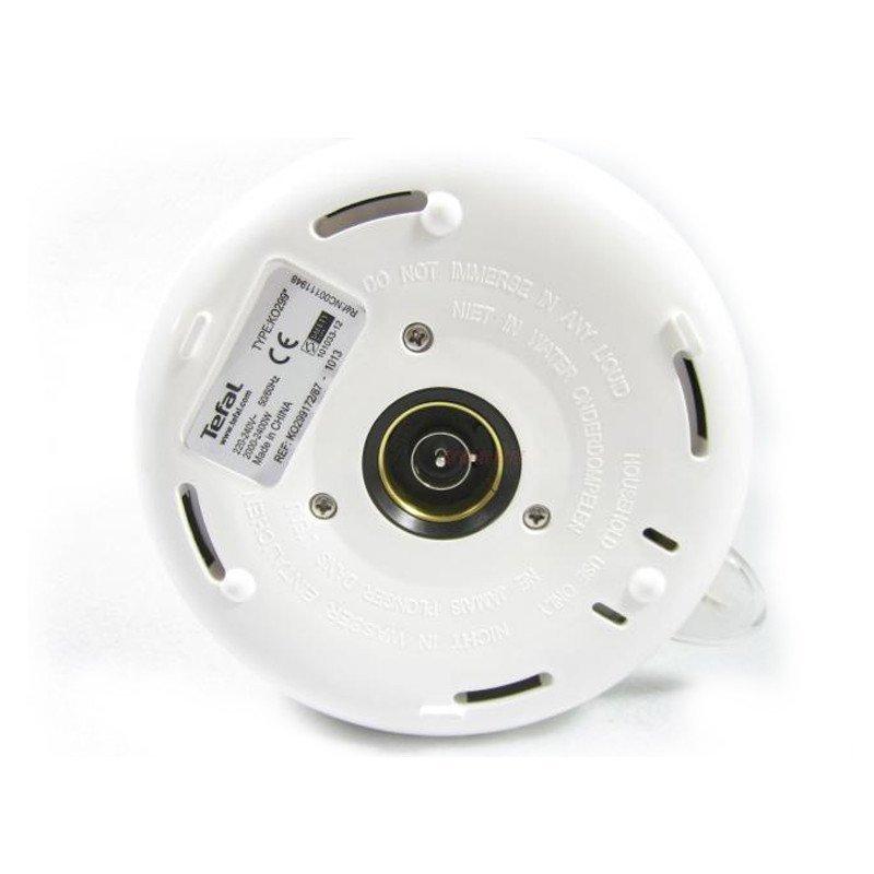 特福tefal 家用电热水壶ko2991自动断电防干烧水壶