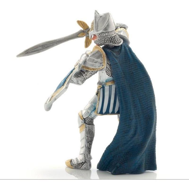 新款 德国思乐schleich动物骑士模型 s70110 持剑的狮鹫骑士