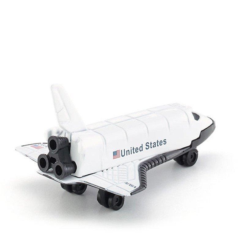 德国siku仕高合金模型航天飞机模型u0817