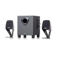 漫步者(EDIFIER)R102V 2.1多媒体电脑音箱 低音炮 黑色