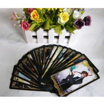 《飒漫画爱之塔罗牌 78张卡牌+磁性礼盒