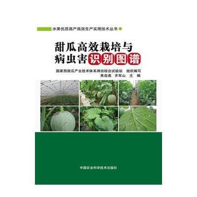 甜瓜高效栽培与病虫害识别图谱