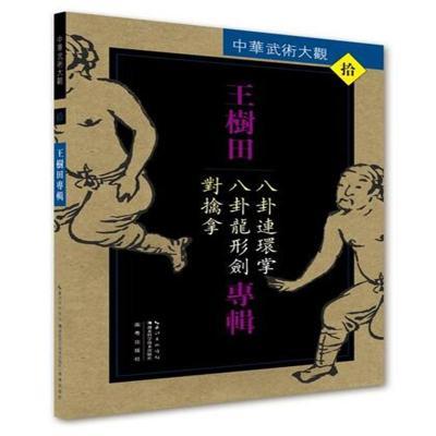 八卦连环掌-八卦龙形剑-对擒拿-王树田专辑-中华武术大观-拾