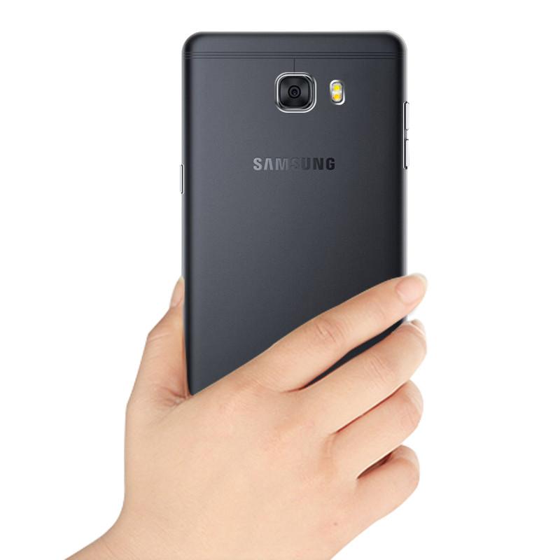 逸美达 三星c5/c7手机壳pro保护套sm-c7000软硅胶c7010个性创意防摔