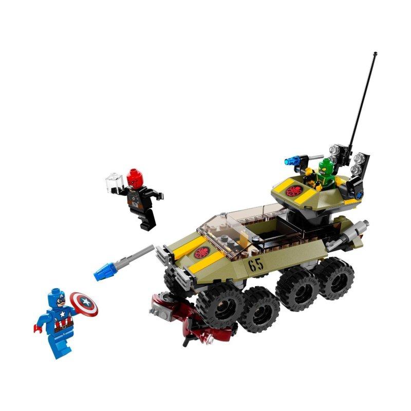lego/乐高 超级英雄 76016 蜘蛛侠直升机救援