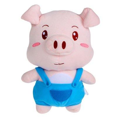 正版豆豆猪布娃娃玩偶公仔毛绒玩具女生儿童可爱生日礼物创意礼品