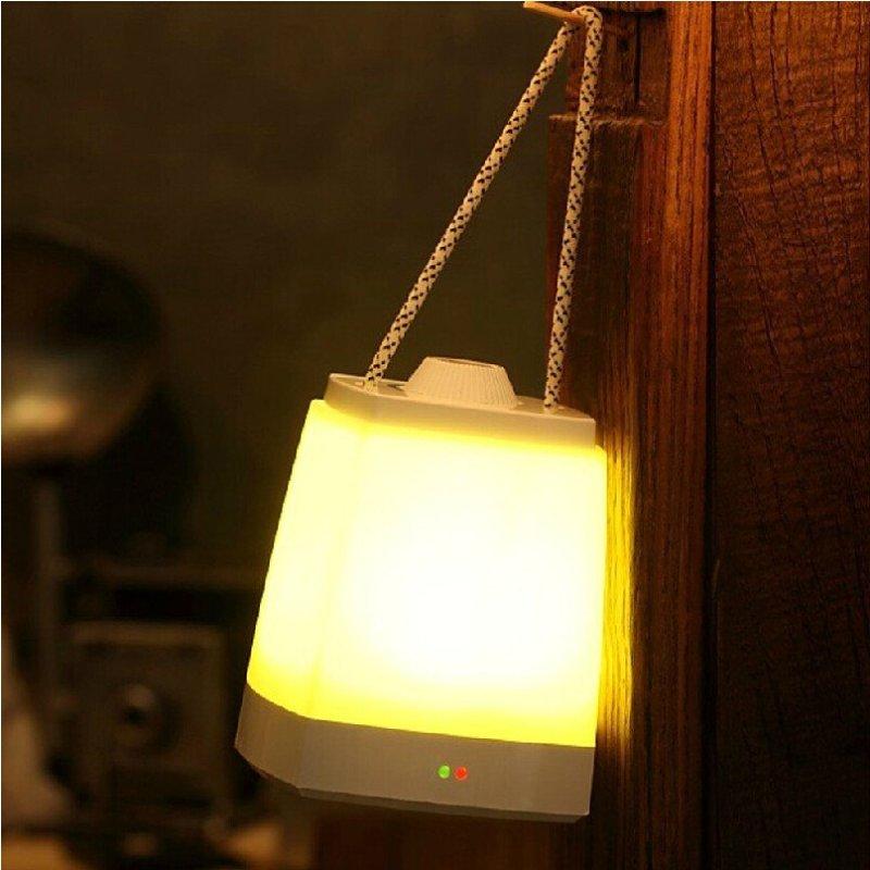 创意灯具 充电小夜灯 卧室智能插座灯 床头小台灯 带开关夜间灯