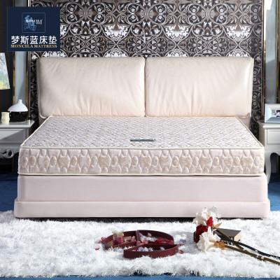 夢斯藍床墊 健康護脊床墊1.8米 高級健康 超靜音適中硬度兩用床墊