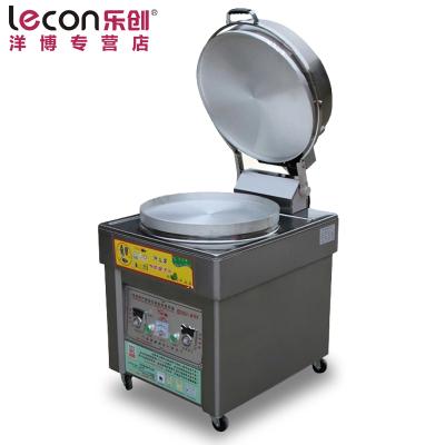 lecon/樂創洋博 煤氣 商用燃氣烤餅爐 不銹鋼燃氣烤餅機 烙餅機 電餅鐺 醬香餅機