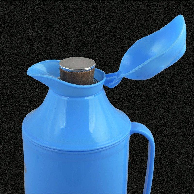 宝菱家用老式木塞玻璃内胆保温壶热水瓶保温瓶保温水壶暖水壶sk-200图片