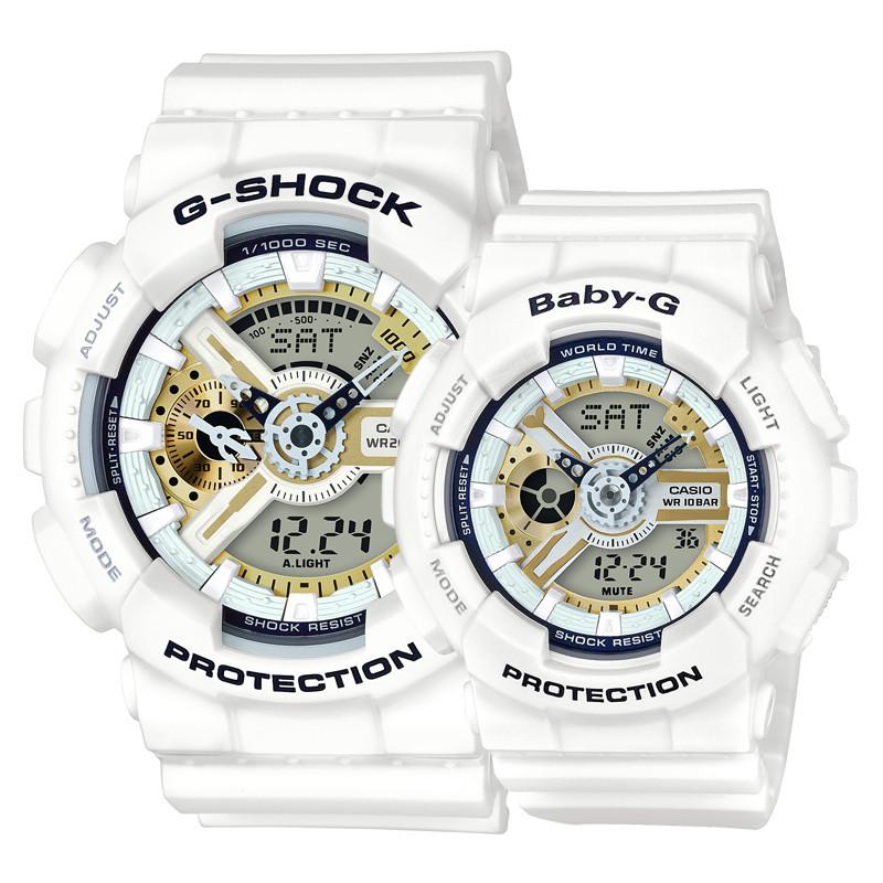 卡西欧电子手表怎么调整时间 百度经验